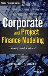 Corporate and project finance modelling