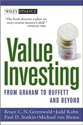 Value Investing - From Graham to Buffett