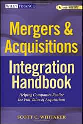Mergers & Acquisitions Integration Playbook