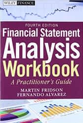 Financial statement analysis for practitioners workbook