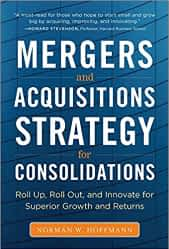 M&A Strategy for consol