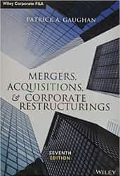Mergers, acquisitions & corporate restructurings
