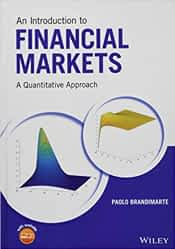 Introduction to financial markets - a quantitative approach