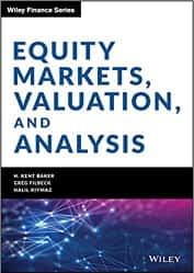 Equity markets valuation and analysis