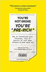 You're not broke you're pre rich