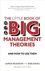 Little book of management theories