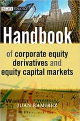 Handbook of derivatives