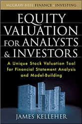 Equity valuation for analysts and investors