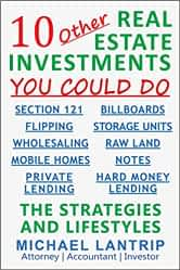 10 other real estate investments you could do