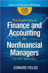 Essentials of non finance