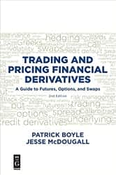 Trading and Pricing Derivatives