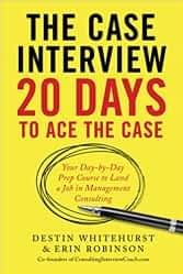 20 days to ace the case