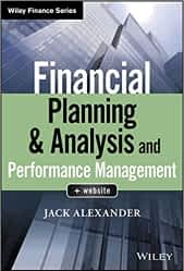 Financial planning & analysis