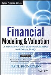 Financial Modelling & Valuation