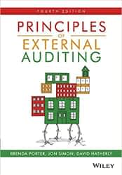 Principles of external audit - Brenda