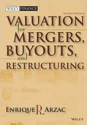 Valuation for mergers buyouts and restructuring
