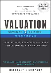 Valuation McKinsey Workbook