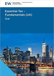 Tax Essentials: Fundamentals