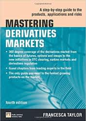 Mastering the Derivatives Markets