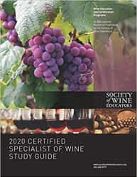 Social of Wine Educations - Certified Specialist of Wine
