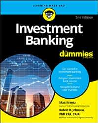 Dummies guide to investment banking