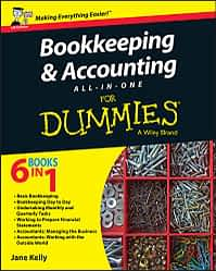Book-keeping and accounting for dummies