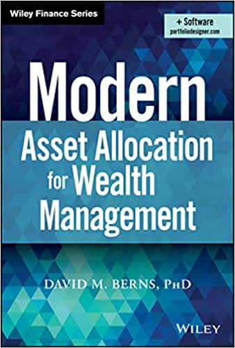 Modern Asset Allocation for wealth management book