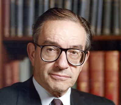 Alan Greenspan Derivatives Quote