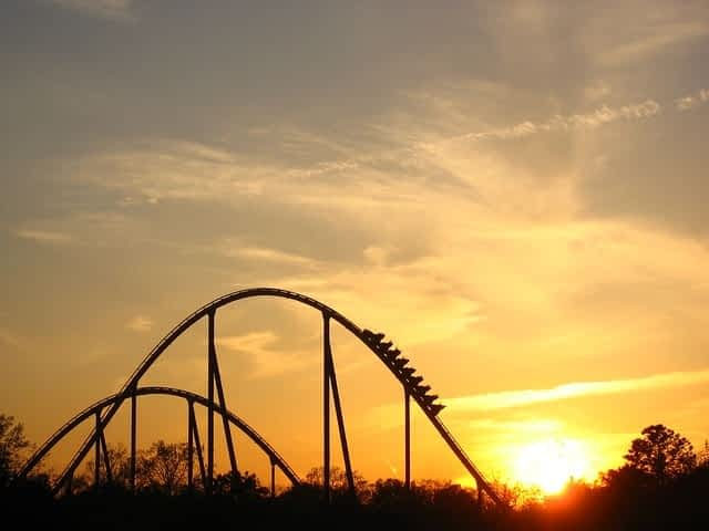 Investing in a structured investment can be a roller coaster ride near maturity