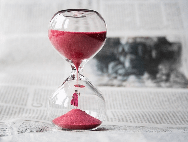Is now a good time to buy shares? Having a long term time horizon allows investors to ignore short term movements and be less drawn to the idea of trying to time it.